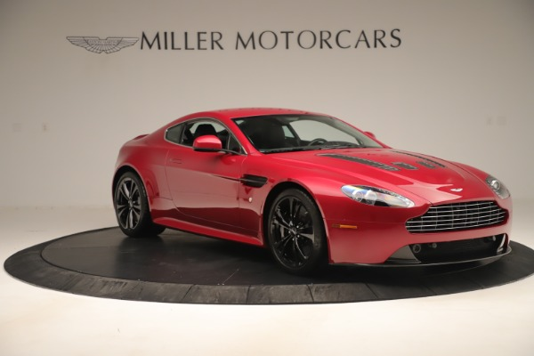 Used 2011 Aston Martin V12 Vantage Coupe for sale Sold at Rolls-Royce Motor Cars Greenwich in Greenwich CT 06830 14