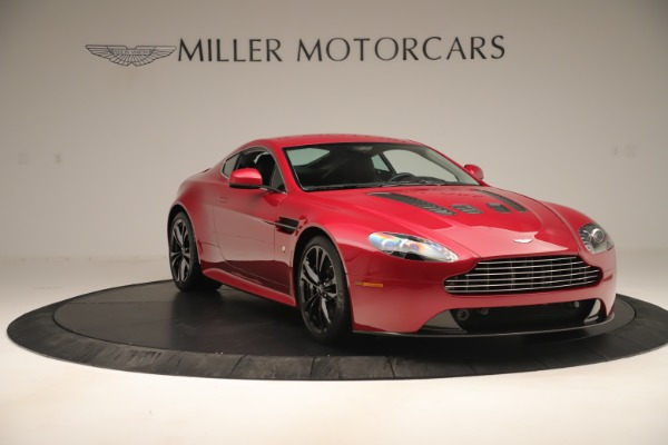 Used 2011 Aston Martin V12 Vantage Coupe for sale Sold at Rolls-Royce Motor Cars Greenwich in Greenwich CT 06830 15