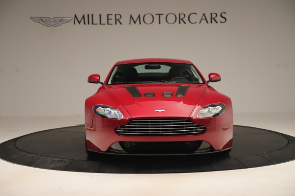 Used 2011 Aston Martin V12 Vantage Coupe for sale Sold at Rolls-Royce Motor Cars Greenwich in Greenwich CT 06830 16