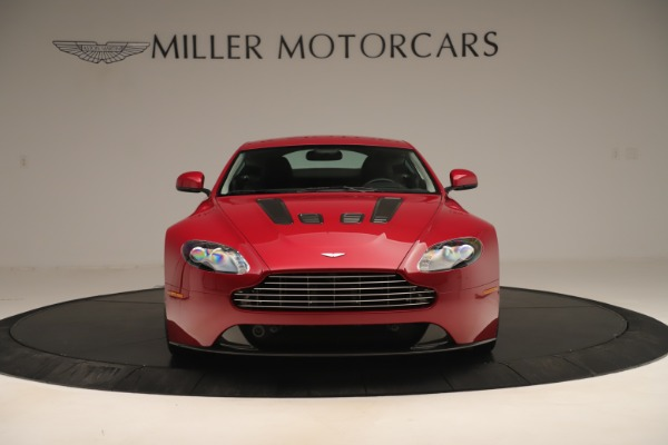 Used 2011 Aston Martin V12 Vantage Coupe for sale Sold at Rolls-Royce Motor Cars Greenwich in Greenwich CT 06830 17