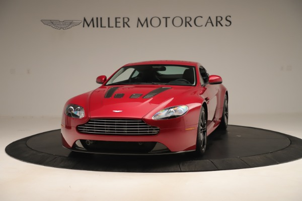 Used 2011 Aston Martin V12 Vantage Coupe for sale Sold at Rolls-Royce Motor Cars Greenwich in Greenwich CT 06830 2