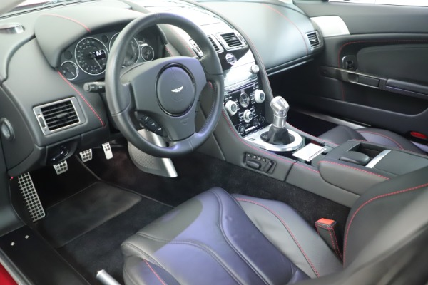 Used 2011 Aston Martin V12 Vantage Coupe for sale Sold at Rolls-Royce Motor Cars Greenwich in Greenwich CT 06830 20