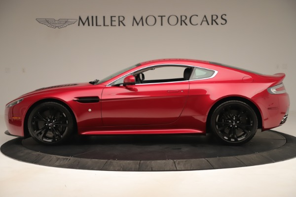 Used 2011 Aston Martin V12 Vantage Coupe for sale Sold at Rolls-Royce Motor Cars Greenwich in Greenwich CT 06830 3