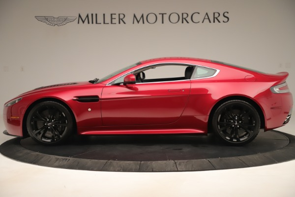 Used 2011 Aston Martin V12 Vantage Coupe for sale Sold at Rolls-Royce Motor Cars Greenwich in Greenwich CT 06830 4