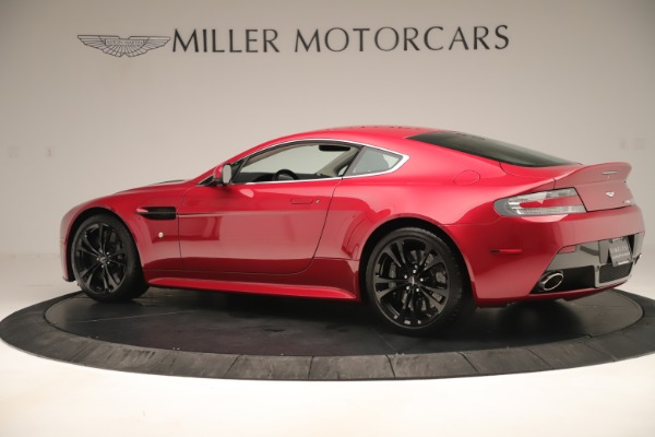 Used 2011 Aston Martin V12 Vantage Coupe for sale Sold at Rolls-Royce Motor Cars Greenwich in Greenwich CT 06830 5