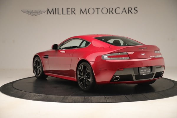 Used 2011 Aston Martin V12 Vantage Coupe for sale Sold at Rolls-Royce Motor Cars Greenwich in Greenwich CT 06830 6