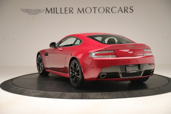 Used 2011 Aston Martin V12 Vantage Coupe for sale Sold at Rolls-Royce Motor Cars Greenwich in Greenwich CT 06830 7