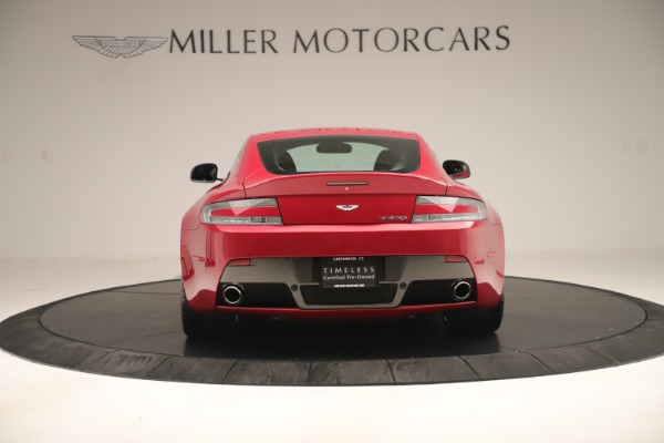 Used 2011 Aston Martin V12 Vantage Coupe for sale Sold at Rolls-Royce Motor Cars Greenwich in Greenwich CT 06830 8