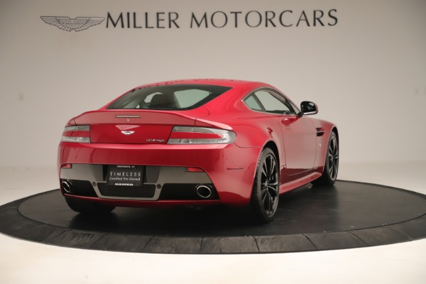 Used 2011 Aston Martin V12 Vantage Coupe for sale Sold at Rolls-Royce Motor Cars Greenwich in Greenwich CT 06830 9