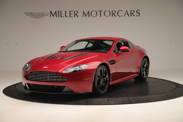 Used 2011 Aston Martin V12 Vantage Coupe for sale Sold at Rolls-Royce Motor Cars Greenwich in Greenwich CT 06830 1