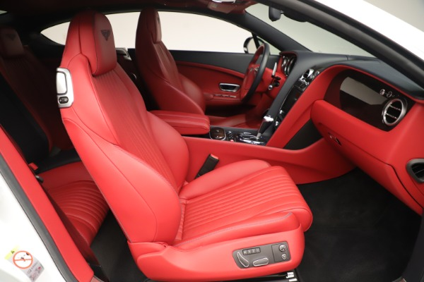 Used 2016 Bentley Continental GT V8 S for sale Sold at Rolls-Royce Motor Cars Greenwich in Greenwich CT 06830 25