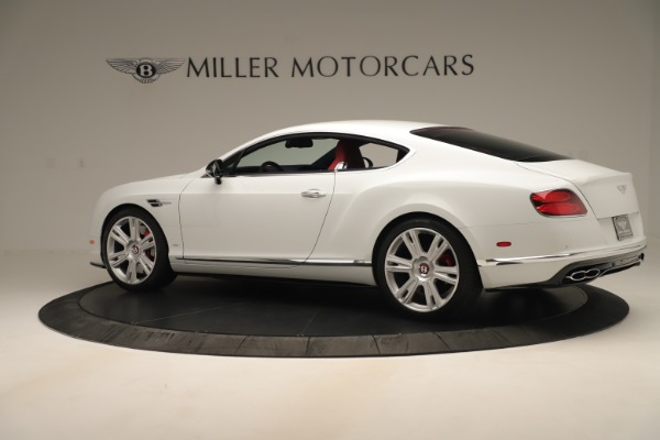 Used 2016 Bentley Continental GT V8 S for sale Sold at Rolls-Royce Motor Cars Greenwich in Greenwich CT 06830 4