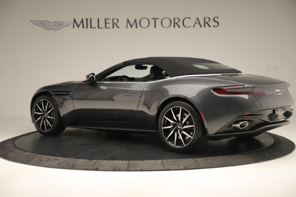 New 2019 Aston Martin DB11 V8 for sale Sold at Rolls-Royce Motor Cars Greenwich in Greenwich CT 06830 19