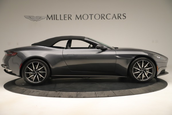New 2019 Aston Martin DB11 V8 for sale Sold at Rolls-Royce Motor Cars Greenwich in Greenwich CT 06830 21
