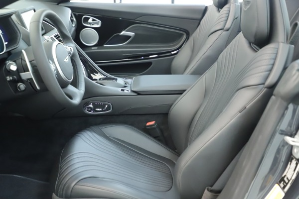 New 2019 Aston Martin DB11 V8 for sale Sold at Rolls-Royce Motor Cars Greenwich in Greenwich CT 06830 23