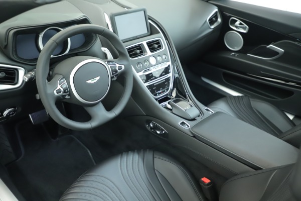 New 2019 Aston Martin DB11 V8 for sale Sold at Rolls-Royce Motor Cars Greenwich in Greenwich CT 06830 24