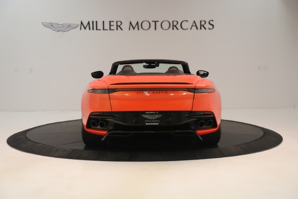 New 2020 Aston Martin DBS Superleggera for sale Call for price at Rolls-Royce Motor Cars Greenwich in Greenwich CT 06830 10