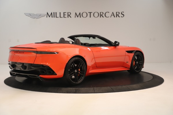 New 2020 Aston Martin DBS Superleggera for sale Call for price at Rolls-Royce Motor Cars Greenwich in Greenwich CT 06830 12