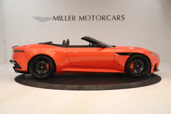 New 2020 Aston Martin DBS Superleggera for sale Call for price at Rolls-Royce Motor Cars Greenwich in Greenwich CT 06830 13