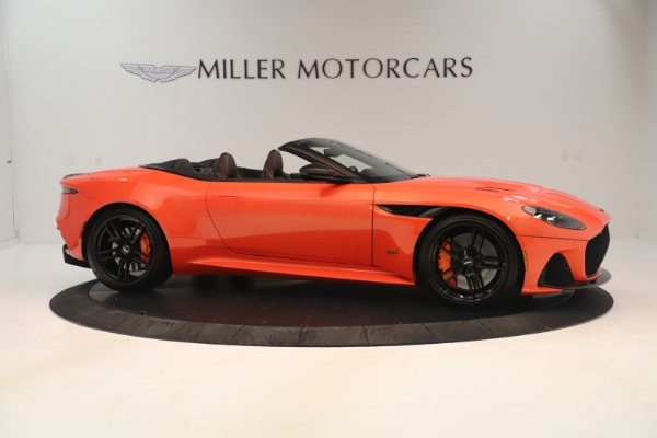 New 2020 Aston Martin DBS Superleggera for sale Call for price at Rolls-Royce Motor Cars Greenwich in Greenwich CT 06830 14