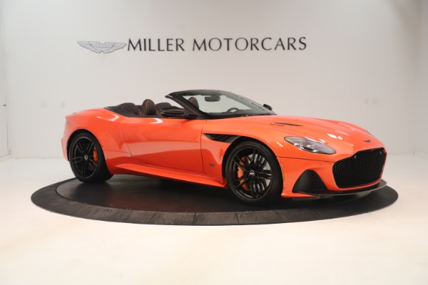 New 2020 Aston Martin DBS Superleggera for sale Call for price at Rolls-Royce Motor Cars Greenwich in Greenwich CT 06830 15
