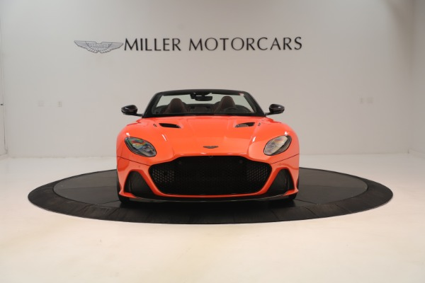New 2020 Aston Martin DBS Superleggera for sale Call for price at Rolls-Royce Motor Cars Greenwich in Greenwich CT 06830 17