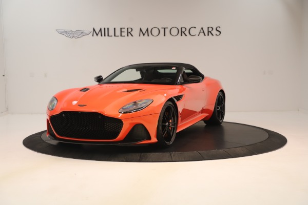New 2020 Aston Martin DBS Superleggera for sale Call for price at Rolls-Royce Motor Cars Greenwich in Greenwich CT 06830 20
