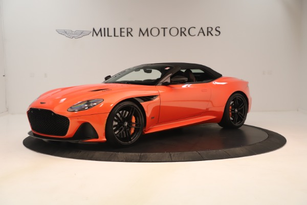 New 2020 Aston Martin DBS Superleggera for sale Call for price at Rolls-Royce Motor Cars Greenwich in Greenwich CT 06830 21