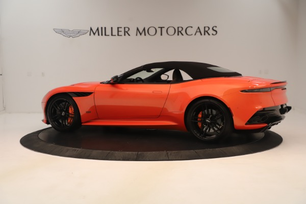 New 2020 Aston Martin DBS Superleggera for sale Call for price at Rolls-Royce Motor Cars Greenwich in Greenwich CT 06830 23