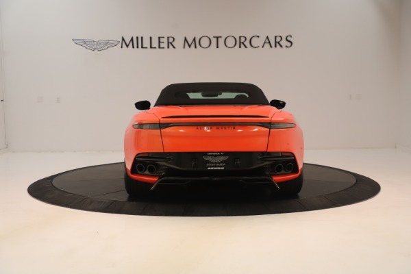 New 2020 Aston Martin DBS Superleggera for sale Call for price at Rolls-Royce Motor Cars Greenwich in Greenwich CT 06830 25