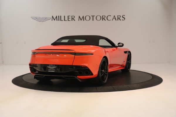 New 2020 Aston Martin DBS Superleggera for sale Call for price at Rolls-Royce Motor Cars Greenwich in Greenwich CT 06830 26