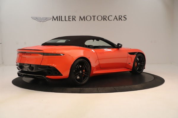 New 2020 Aston Martin DBS Superleggera for sale Call for price at Rolls-Royce Motor Cars Greenwich in Greenwich CT 06830 27