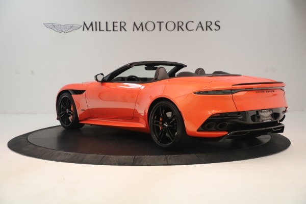 New 2020 Aston Martin DBS Superleggera for sale Call for price at Rolls-Royce Motor Cars Greenwich in Greenwich CT 06830 9