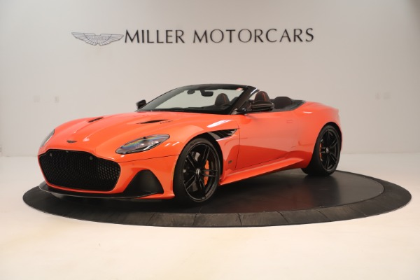 New 2020 Aston Martin DBS Superleggera for sale Call for price at Rolls-Royce Motor Cars Greenwich in Greenwich CT 06830 1