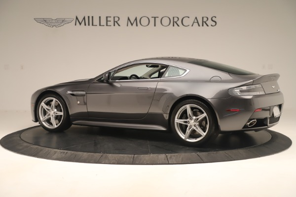 Used 2016 Aston Martin V8 Vantage GTS for sale Sold at Rolls-Royce Motor Cars Greenwich in Greenwich CT 06830 3