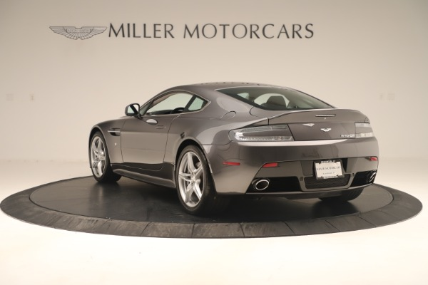 Used 2016 Aston Martin V8 Vantage GTS for sale Sold at Rolls-Royce Motor Cars Greenwich in Greenwich CT 06830 4