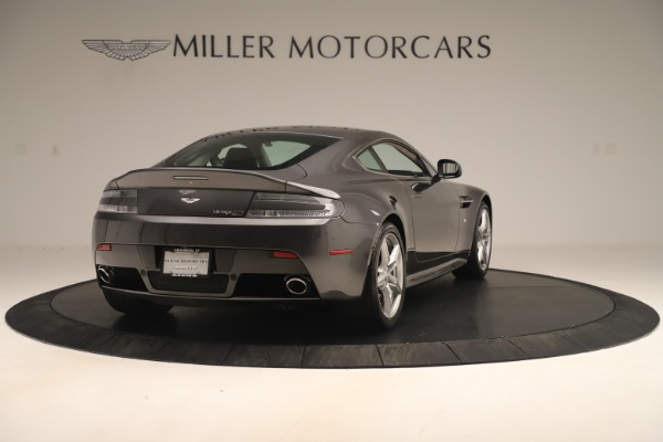 Used 2016 Aston Martin V8 Vantage GTS for sale Sold at Rolls-Royce Motor Cars Greenwich in Greenwich CT 06830 6