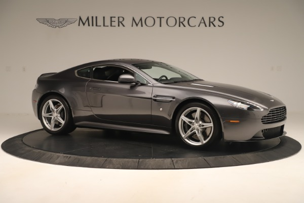 Used 2016 Aston Martin V8 Vantage GTS for sale Sold at Rolls-Royce Motor Cars Greenwich in Greenwich CT 06830 9