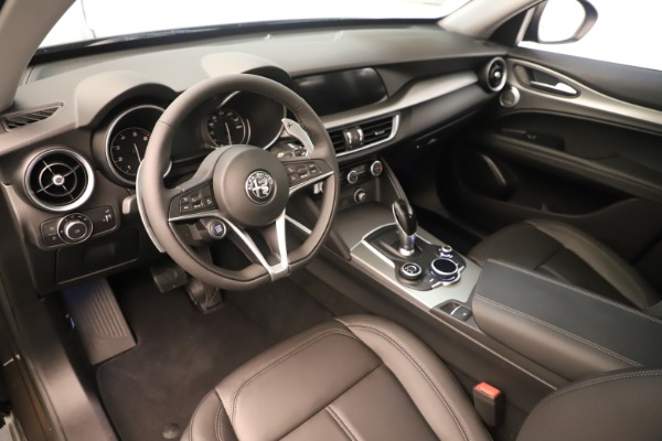 New 2019 Alfa Romeo Stelvio Ti Q4 for sale Sold at Rolls-Royce Motor Cars Greenwich in Greenwich CT 06830 13