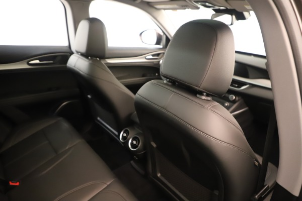 New 2019 Alfa Romeo Stelvio Ti Q4 for sale Sold at Rolls-Royce Motor Cars Greenwich in Greenwich CT 06830 28
