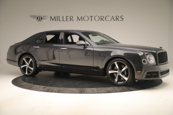 Used 2018 Bentley Mulsanne Speed Design Series for sale Sold at Rolls-Royce Motor Cars Greenwich in Greenwich CT 06830 10