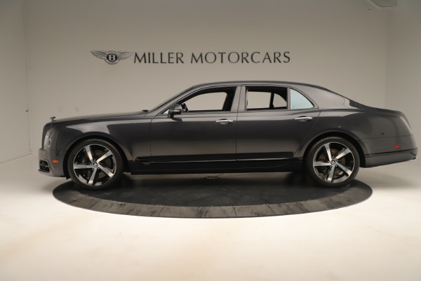 Used 2018 Bentley Mulsanne Speed Design Series for sale Sold at Rolls-Royce Motor Cars Greenwich in Greenwich CT 06830 3