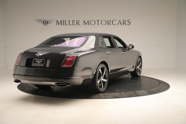 Used 2018 Bentley Mulsanne Speed Design Series for sale Sold at Rolls-Royce Motor Cars Greenwich in Greenwich CT 06830 7