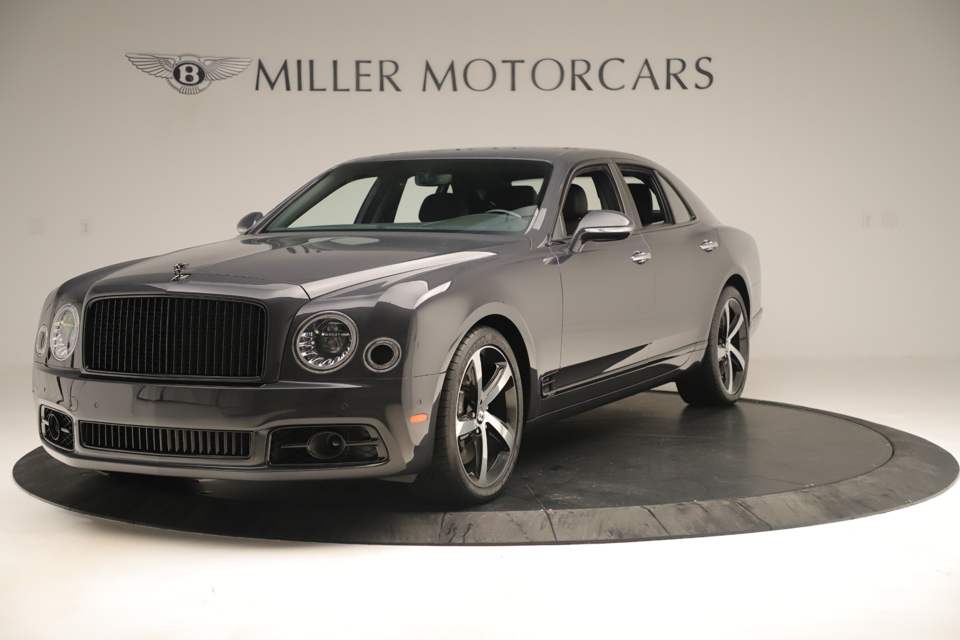 Used 2018 Bentley Mulsanne Speed Design Series for sale Sold at Rolls-Royce Motor Cars Greenwich in Greenwich CT 06830 1