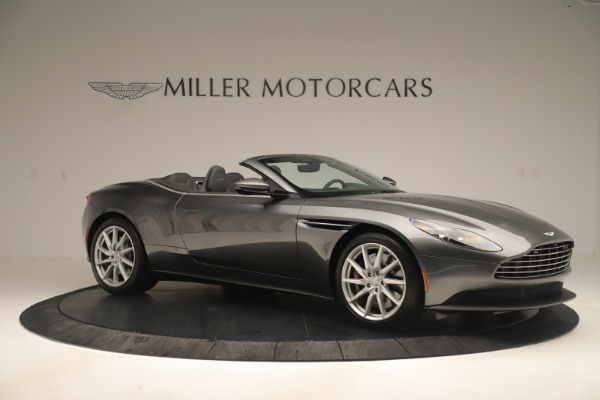 Used 2020 Aston Martin DB11 V8 for sale Sold at Rolls-Royce Motor Cars Greenwich in Greenwich CT 06830 10