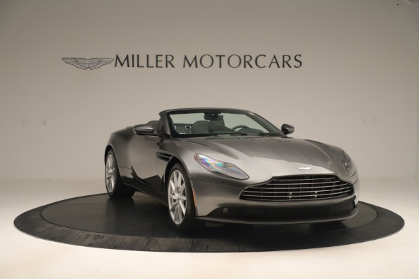 Used 2020 Aston Martin DB11 V8 for sale Sold at Rolls-Royce Motor Cars Greenwich in Greenwich CT 06830 11