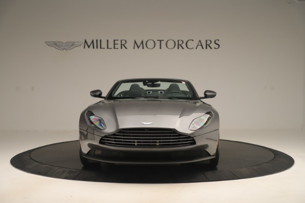 Used 2020 Aston Martin DB11 V8 for sale Sold at Rolls-Royce Motor Cars Greenwich in Greenwich CT 06830 12