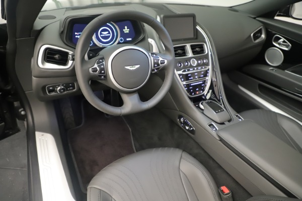 Used 2020 Aston Martin DB11 V8 for sale Sold at Rolls-Royce Motor Cars Greenwich in Greenwich CT 06830 14