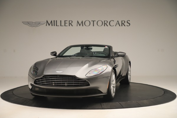 Used 2020 Aston Martin DB11 V8 for sale Sold at Rolls-Royce Motor Cars Greenwich in Greenwich CT 06830 2
