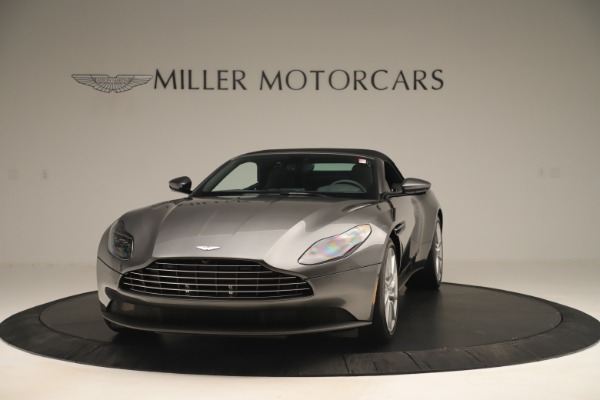 Used 2020 Aston Martin DB11 V8 for sale Sold at Rolls-Royce Motor Cars Greenwich in Greenwich CT 06830 23